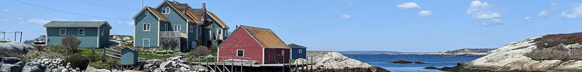 Peggy's Cove, Nova Scotia | Photo: Sharissa Johnson, Unsplash