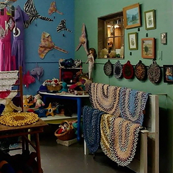 Seahags and Scallywags: Art, UpCycled Treasure & Collectibles, Yarmouth, NS